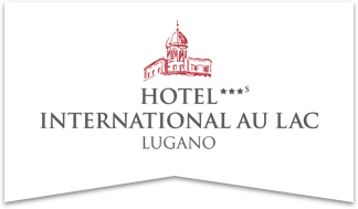 International au Lac Historic Lakeside Hotel Logo