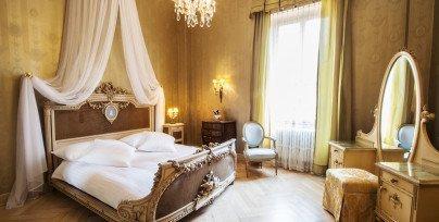 Camere Con Letto A Baldacchino : Camere » international au lac historic lakeside hotel lugano