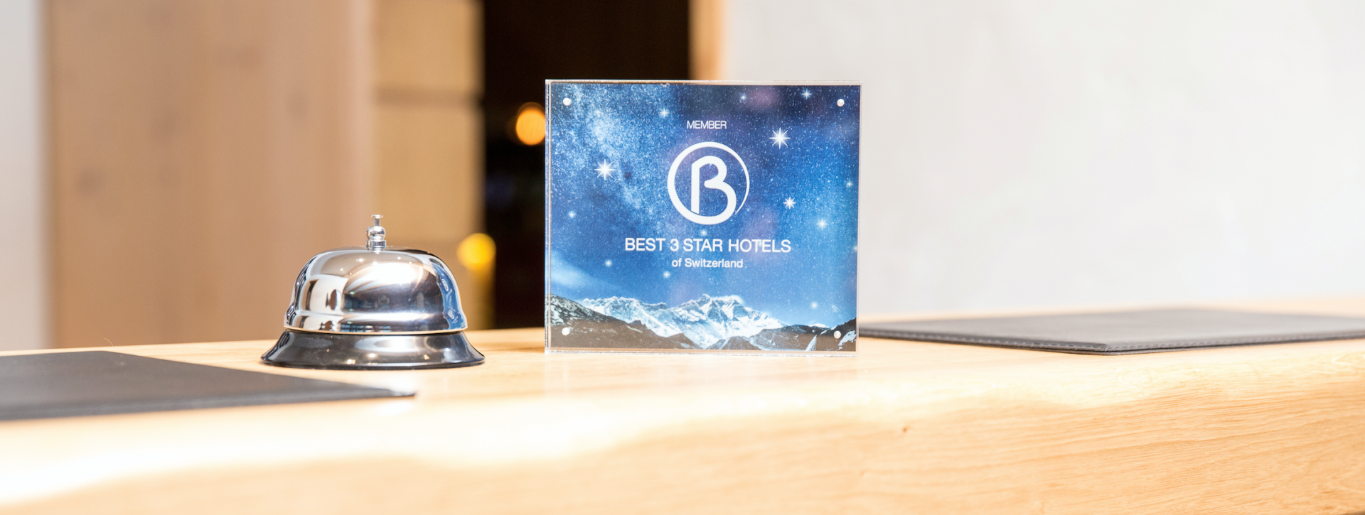 L'hôtel International au Lac Lugano est membre du groupe hôtelier Best-3-Star-Hotels of Switzerland