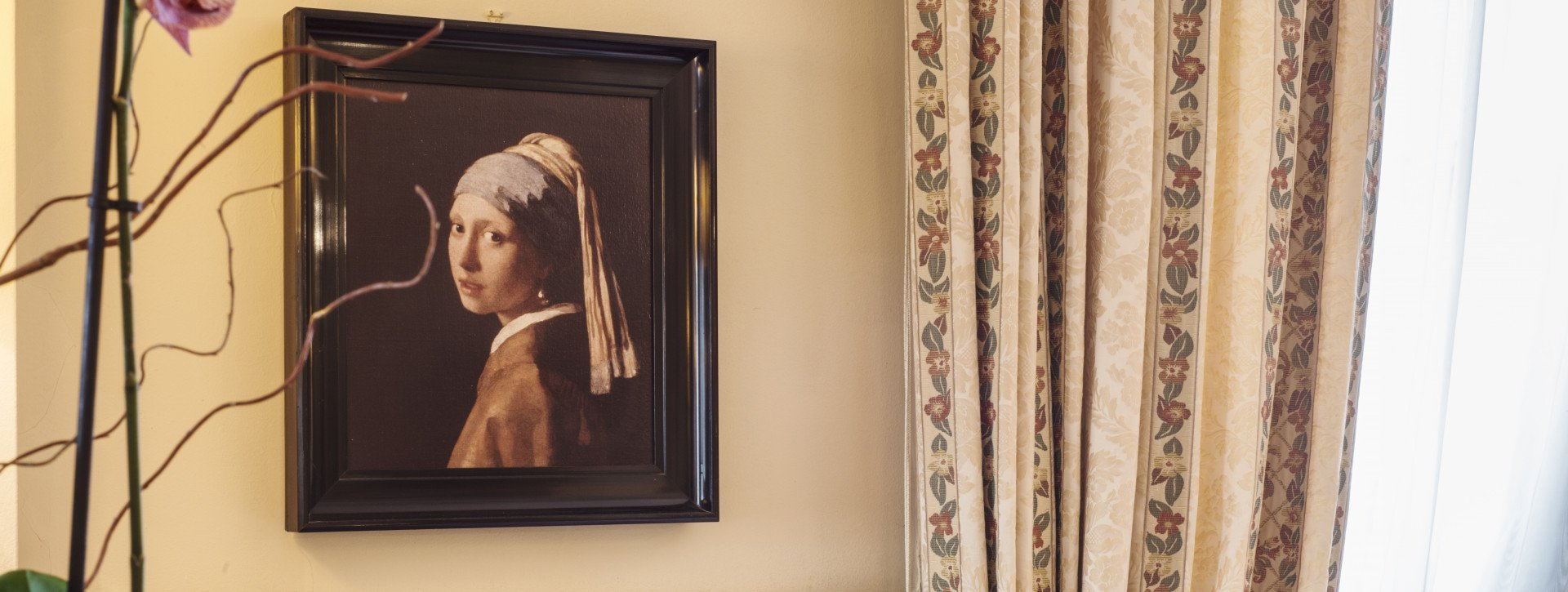 Ragazza col turbante, di Jan Vermeer