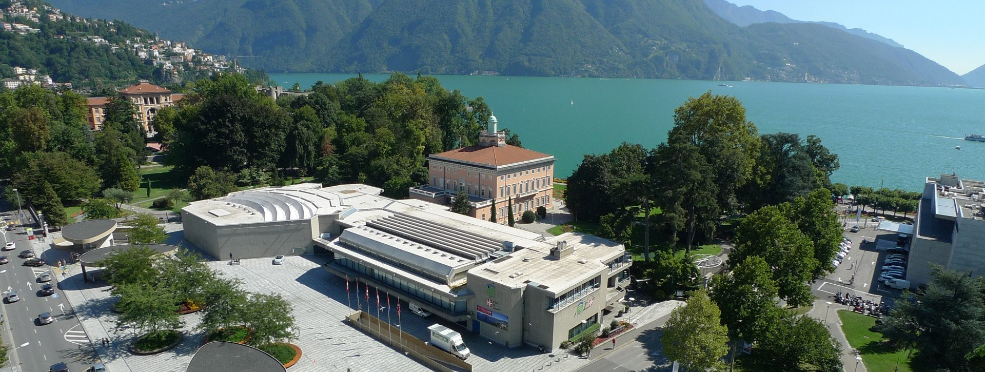 Convention Centre Lugano